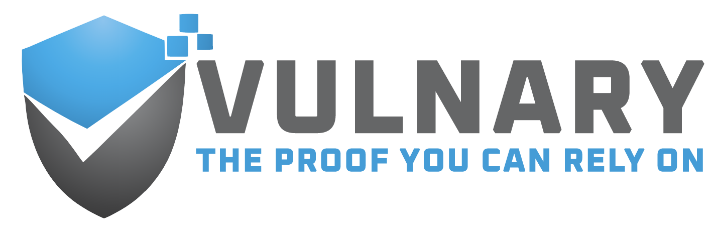 Vulnary – The Proof You Can Rely On